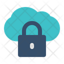 Cloud Security Cloud Data Icon