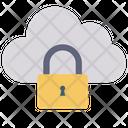 Cloud Security Cloud Lock Lock Icon