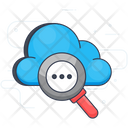 Cloud Seo Icon