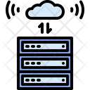 Cloud Internet Technology Icon