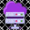 Cloud Server Cloud Computing Cloud Services Icon