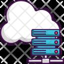 Cloud Server Cloud Server Icon