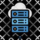 Server Network Storage Icon