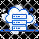 Cloud Server Cloud Computing Cloud Storage Icon