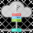 Cloud Device Internet Icon