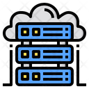 Database Artificial Intelligence Icon