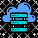 Cloud Cloud System Online Icon