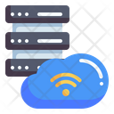 Computer Server Internet Of Things Server Icon