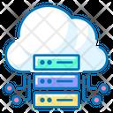Cloud Server Cloud Data Cloud Icon