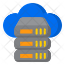 Server Network Cloud Icon