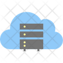 Cloud Share Server Icon