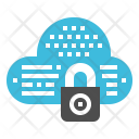 Server Cloud Connect Icon