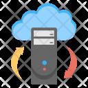 Data Backup Storage Icon