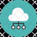 Server Cloud Computer Icon