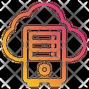 Hosting Server Technology Icon