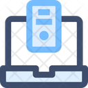 M Cloud Server Icon