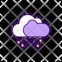 Cloud Service Management Cloud Service Cloud Hosting Icon