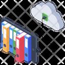 Cloud Computing Cloud Technology Cloud Services Icon