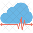 Cloud Services Dedicated Icon