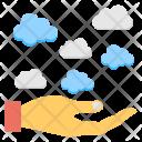 Services Platform Hand Icon