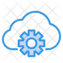 Cloud Setting Cloud Seting Icon