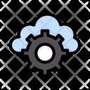 Cloud Computing Configure Icon