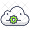 Cloud Settings Cloud Setting Icon