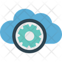Cloud Settings Repair Cloud Computing Icon