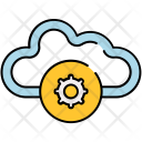 Settings Cloud Computing Icon