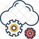 Cloud Settings Preferences Icon