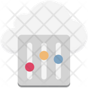 Cloud Maintenance Network Settings Settings Icon