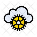 Cloud Configure Setting Icon