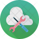Cloud Settings Cloud Configure Cloud Preferences Icon
