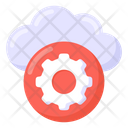 Cloud Configurations Cloud Settings Cloud Management Icon