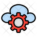 Cloud Settings Cloud Management Cloud Configuration Icon