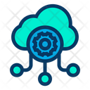 Cloud Cloud Configuration Cloud Configer Icon