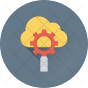 Cloud Settings Computing Icon