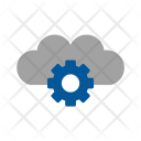 Cloud Settings Connected Icon