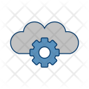 Cloud Settings Gear Icon