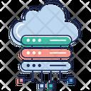 Cloud Sharing Icon