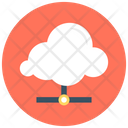 Cloud Sharing Cloud Networking Cloud Network Icon