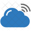 Seo Cloud Connection Icon