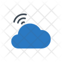 Cloud Signal Icon