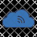 Cloud Signal Cloud Signal Icon