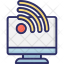 Cloud Signals Icon