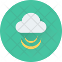 Cloud Signals Connection Icon