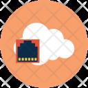 Cloud socket Icon