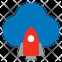 Rocket Cloud User Interface Icon