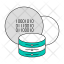 Cloud Storage Technology Icon