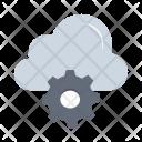 Cloud Storage Data Icon